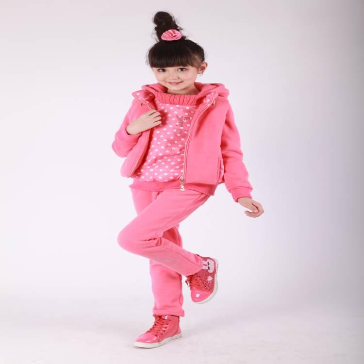 winter girl sweatwear