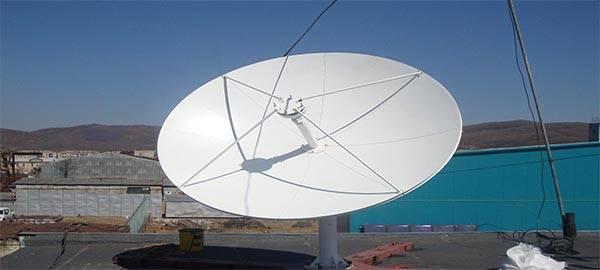 X band antenna