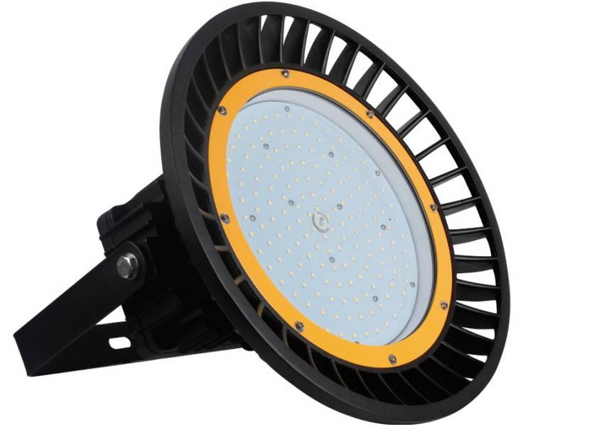130Lm / W High Bay Shop Lights industrial Fluorescent Lights Indoor