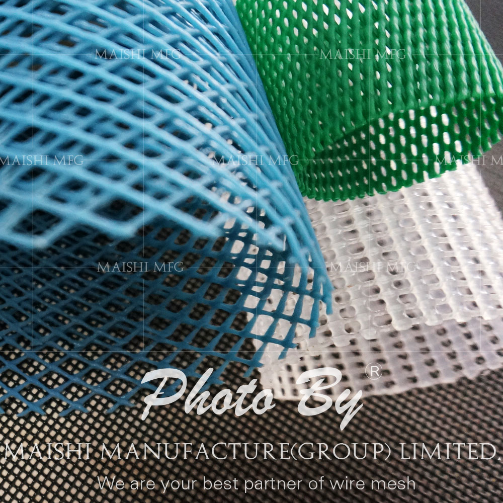 PE & PP Plastic Extruded Net