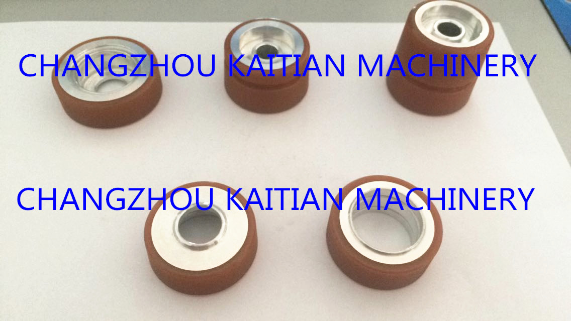 Changzhou Kaitian circular loom spare parts Suttle Wheel for sale