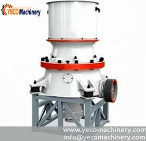 CP Series Single Cylinder Hydraulic Cone Crusher