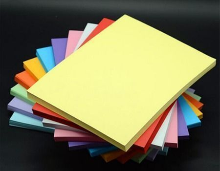 High Quality color paper a4