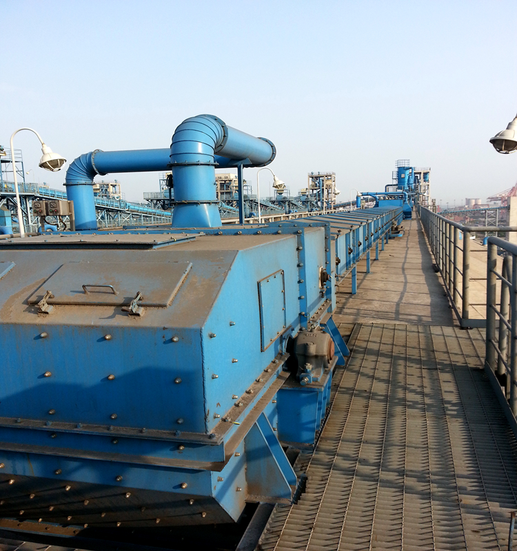 Enclosed Belt Conveyors