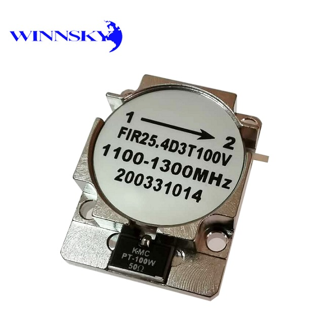 WINNSKY TAB Conector Drop-in Package RF Isolator 1100MHz~1300MHz at Competitive Price