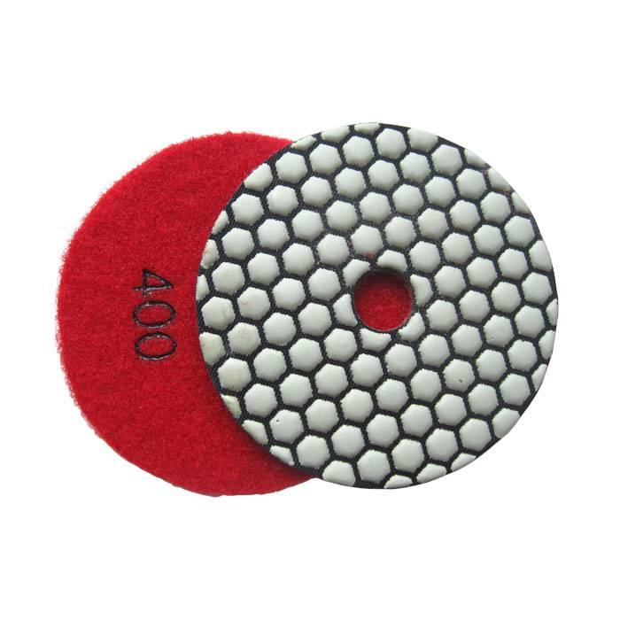 Diamond dry polishing pad-economical type