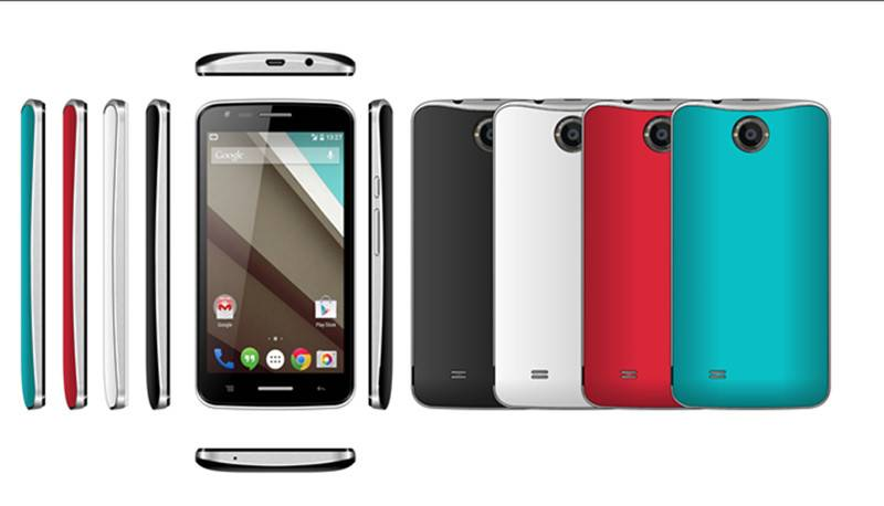 Android 4.4.2 Mobile Phone 4.5 inch Dual Core Smartphone V18