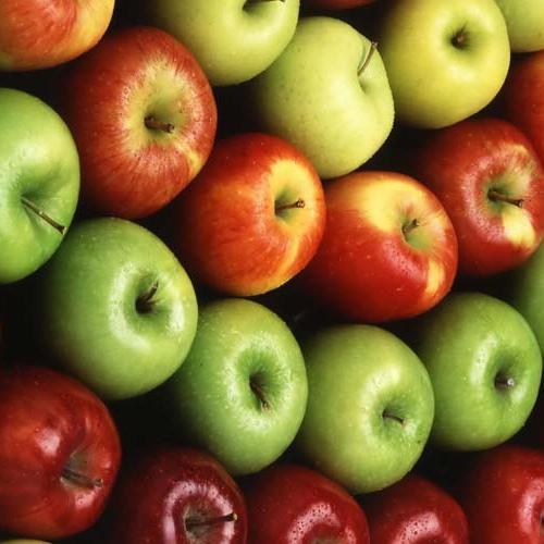 New Fresh Apples