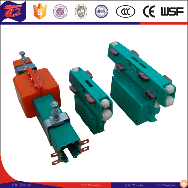 50A-300A Enclosed Conductor Bar System for Crane