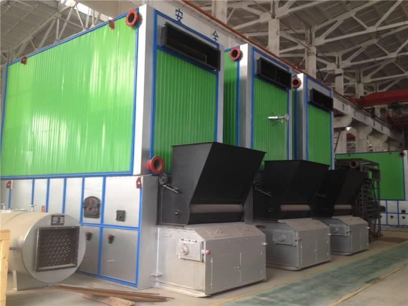 YLW thermal oil boiler horizontal coal fired coal burning thermal oil boiler