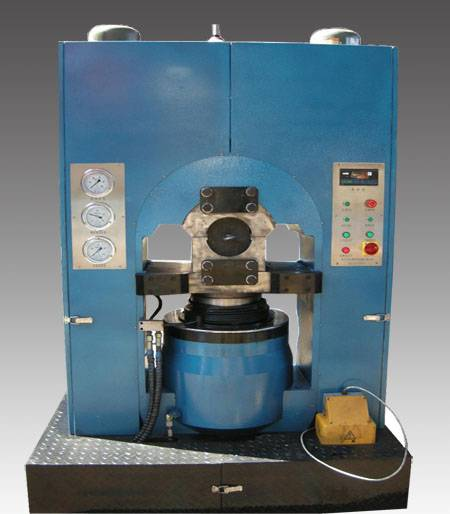 1000T hydraulic wire rope pressing machine with CE certification