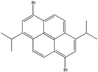 1,6-Diisopropyl-3,8-dibromopyrene[869340-02-3]