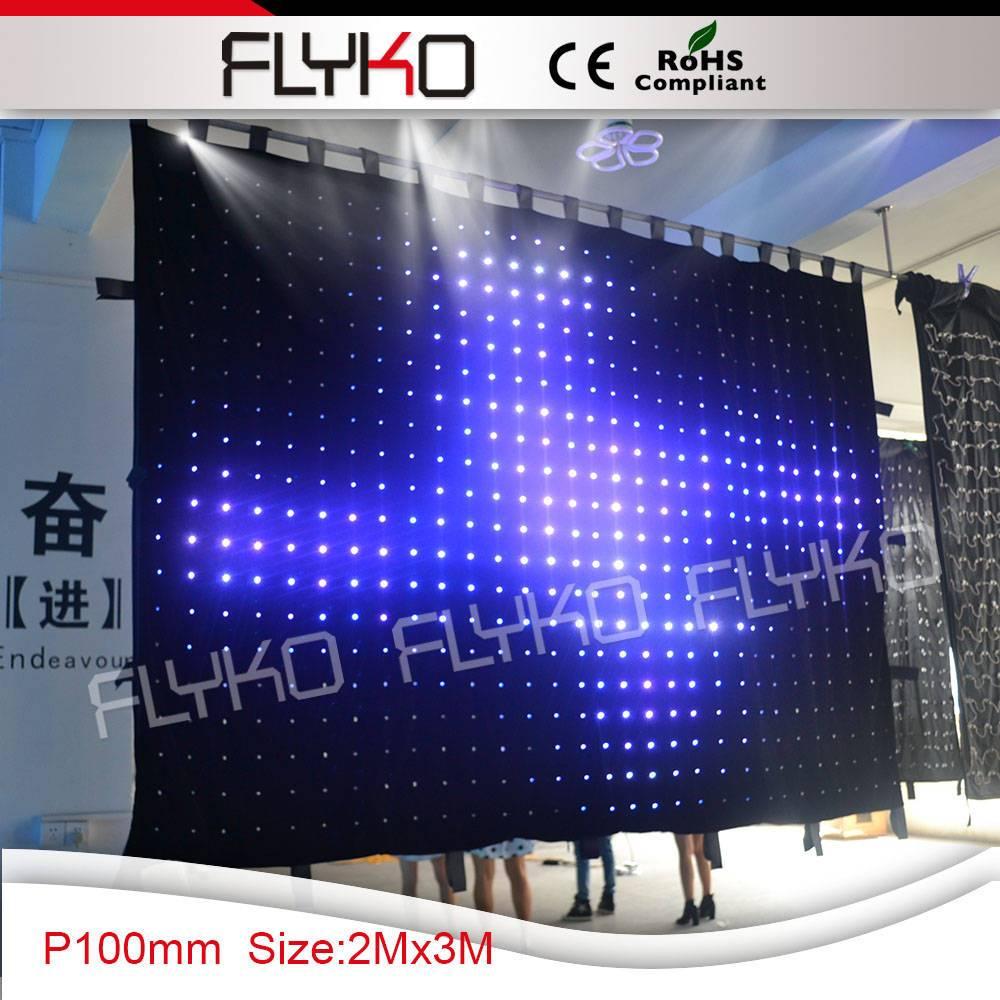 led light backdrop P10