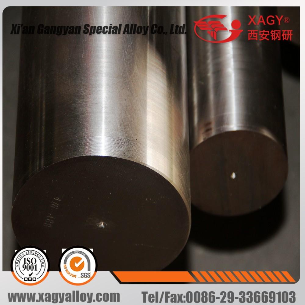Soft magnetic precision alloy 1J22 HiperCo50 Supermendur rod