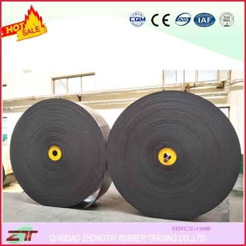 steel cord rubber conveyor belt price