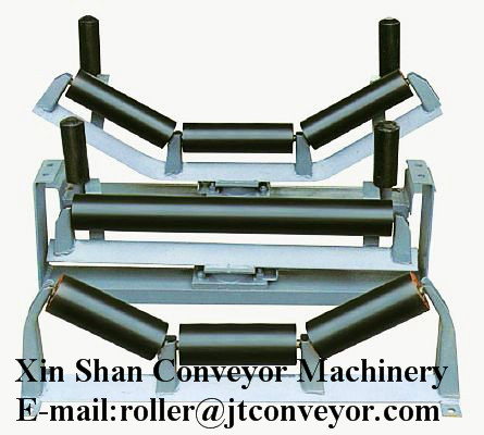 Industrial Medium And Heavy Duty Conveyor Idler/Roller