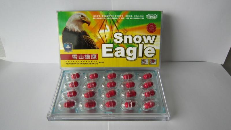 Snow Eagle Sex Capsules
