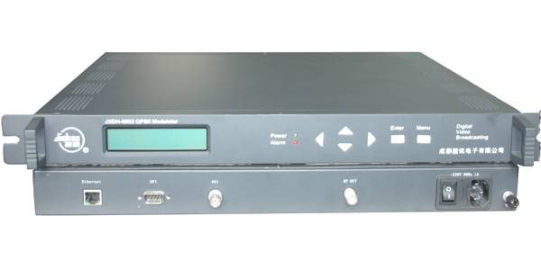 Digital TV Headend QPSK Modulator