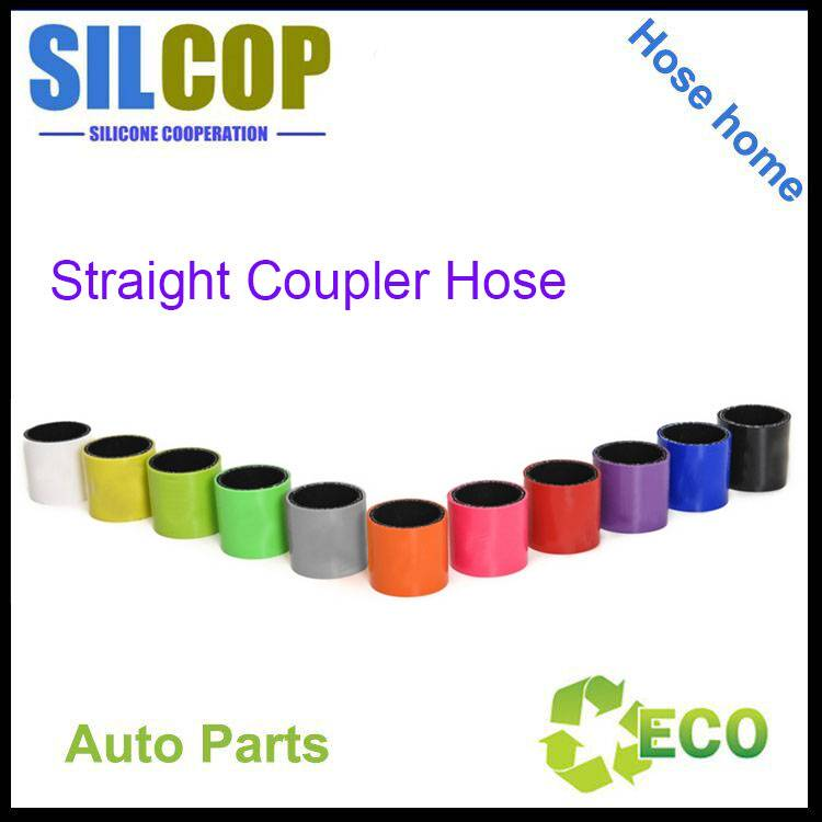 Silicone Straight Coupler Hose