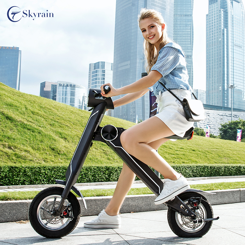 Foldable electric bike SK-K1