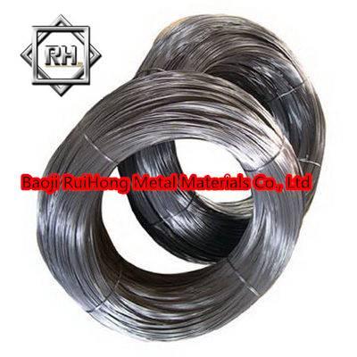 Gr5 titanium wire Ti6Al4V/titanium alloy wire