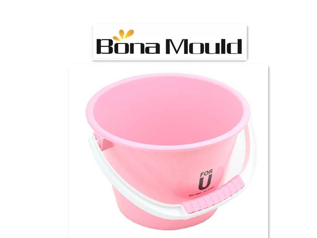 Plastic handle bucket mould