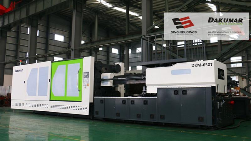 Dakumar 650T Injection Molding Machine