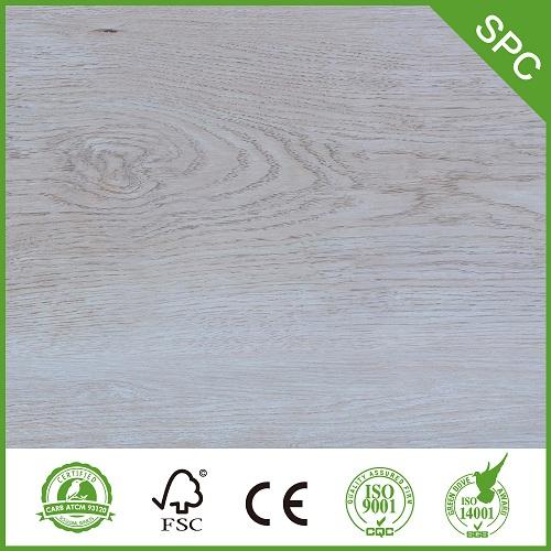 Spc Vinyl Pvc Plastic Flooring