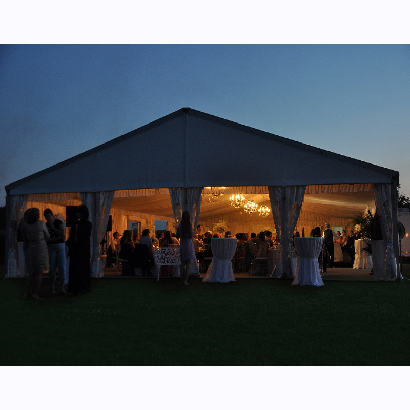 1010m large PVC waterproof event wedding pagoda marquee tent