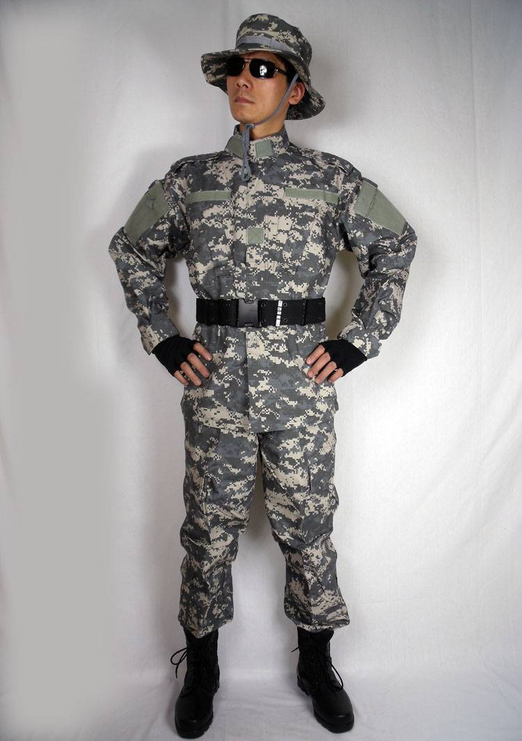 ACU General military uniform