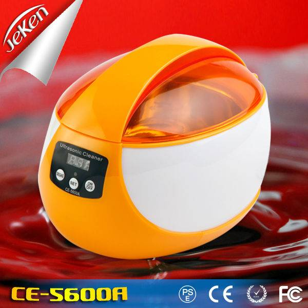 50W Office Use Ultrasonic Cleaner with degas function 0.75l Ultrasonic Cleaner Price (Jeken CE-5600A