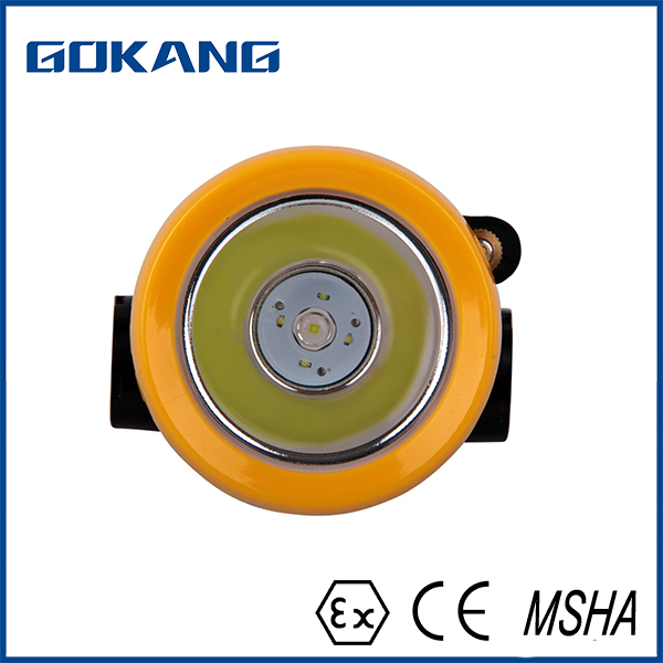 2017 new design atex led cordless miners cap lamp, led mining light for sale