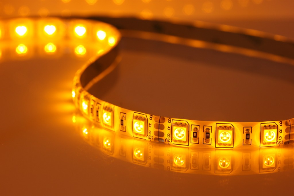 LED strimmel fleksibel lys 60led/m 5m 300 ledede SMD DC 12V dekoration LED strip lights DIY home