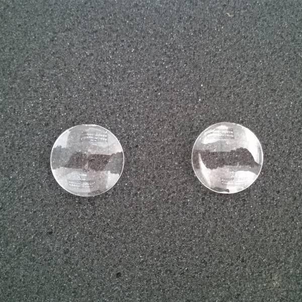 Google Cardboard 2.0 lenses 25mm Acrylic lenses the focal length is 45mm double convex lenses