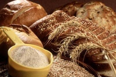 Bakery wheat flour
