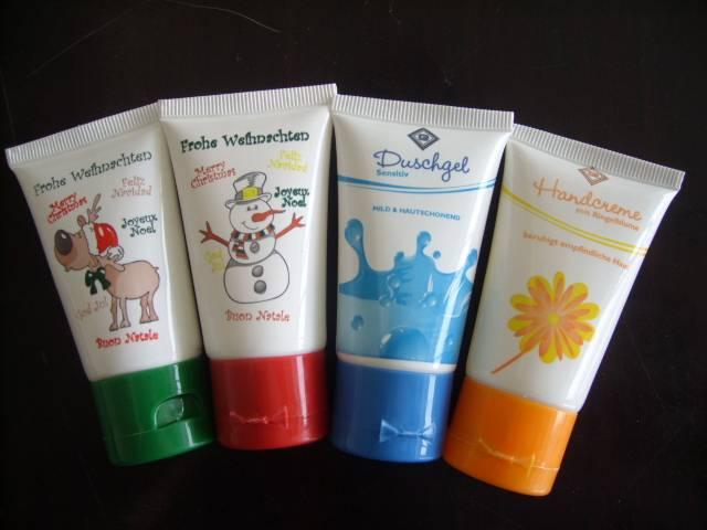 plastic cosmetic  tube ,cream tube