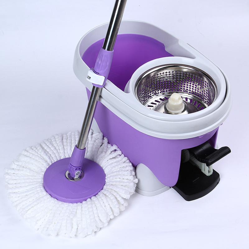 Most Popular And Convenient 360 Degree Spin Mop with foot Pedal