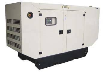 John-Deere 84KW Silent Diesel Generator Package