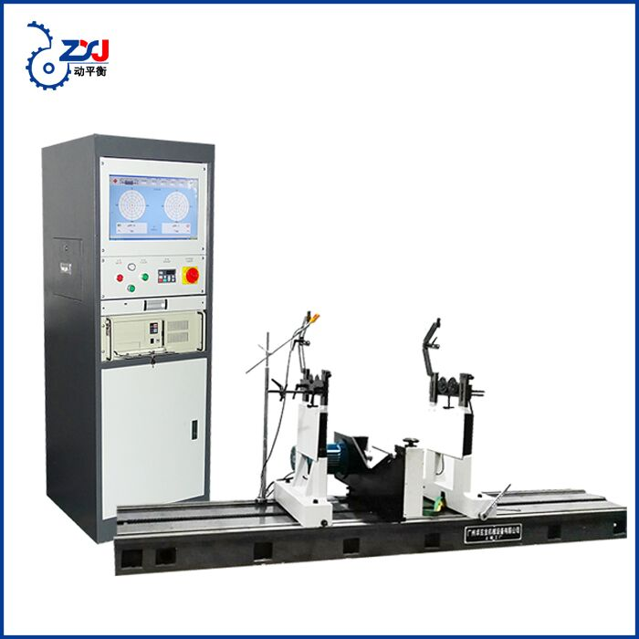 drive shaft balancer crankeshaft balancer roller dynamic balancing machine