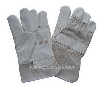 Sell light color furniture leather gloves