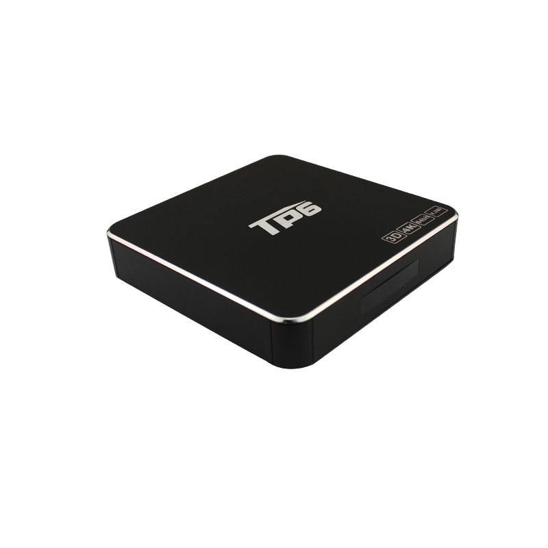 TP6 best selling s905x droidbox quad core 4k ultra hd 3d media player hd smart tv box
