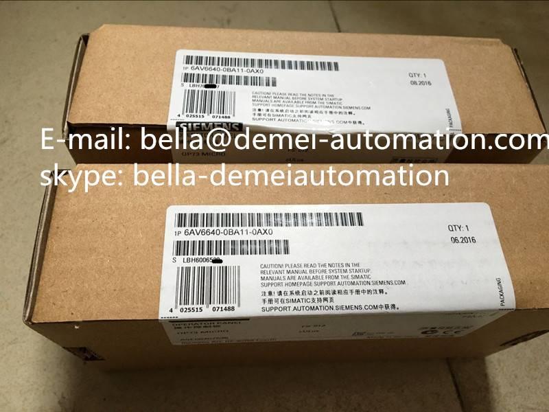 Siemens PLC Simatic S7-1200 analog output SM 1232 6ES7232-4HD32-0XB0