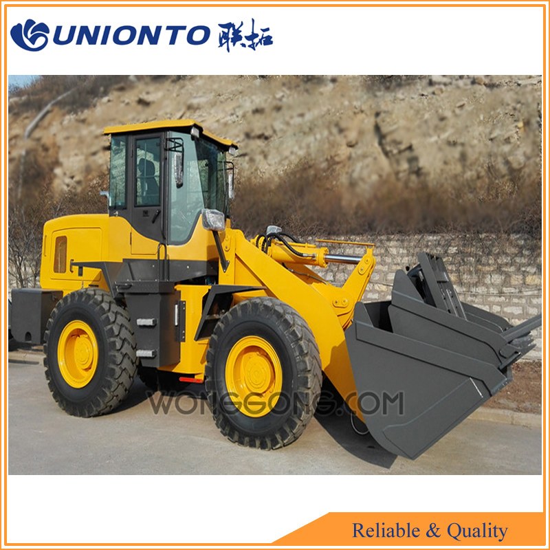 UNIONTO-846 Wheel Loader quality good and low price