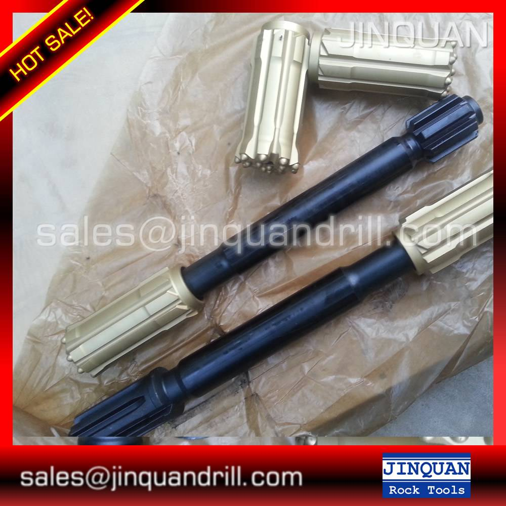 all kinds of rock drill tools GT60 threaded button bits