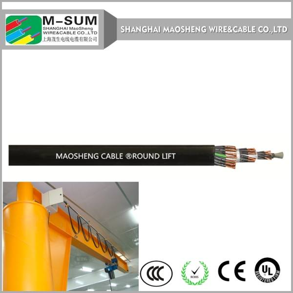 EPR / CPC neoprene Flexible Rubber Insulated Welding Cable with sea water resistance oil and UV proo