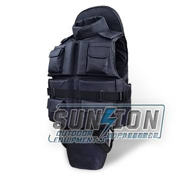 Floating Bulletproof Vest