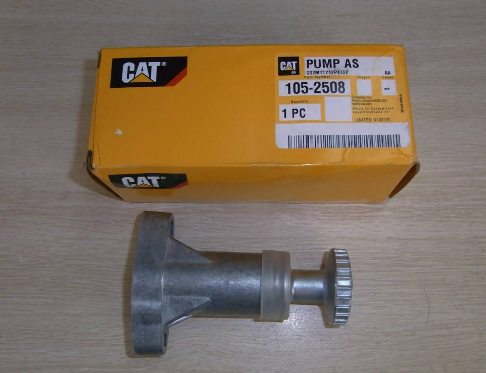 Genuine CAT 105-2508 PUMP AS Parts for Caterpillar Diesel Engine