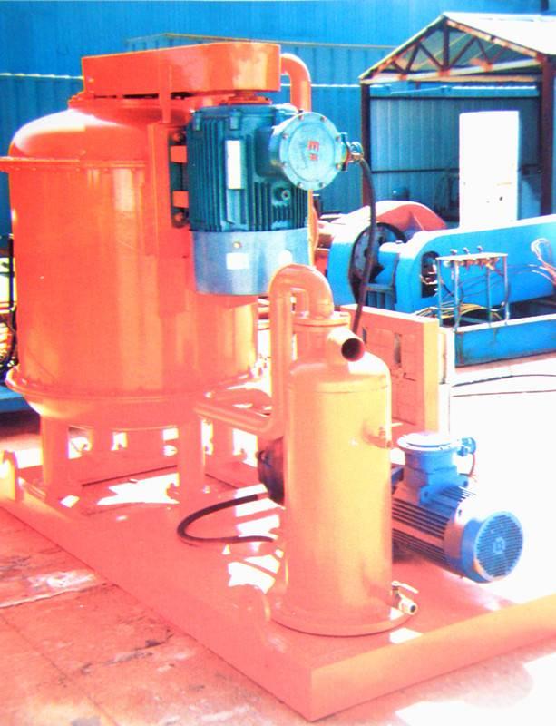 Drilling mud solids control Vacuum Degasser