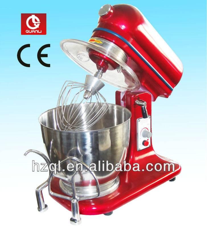8L kitchen stand food mixer for flour egg paste milk