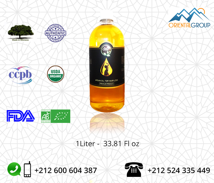 The Largest Producer of Argan Oil in Morocco
